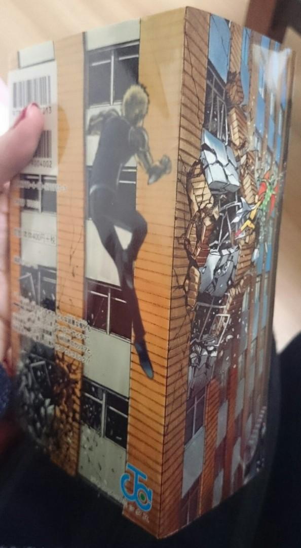 One Punch Man tomo 3D 4