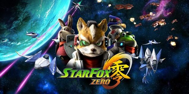 Star Fox Zero 2016