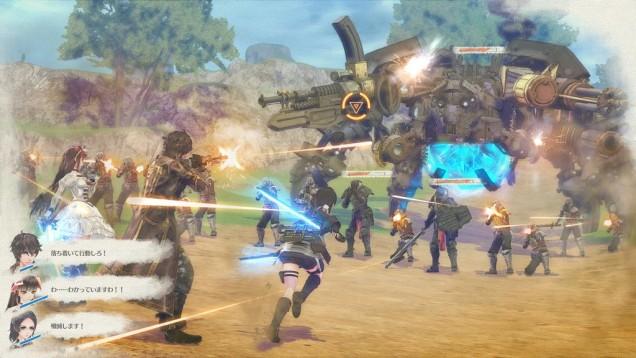 Valkyria Azure Revolution 008