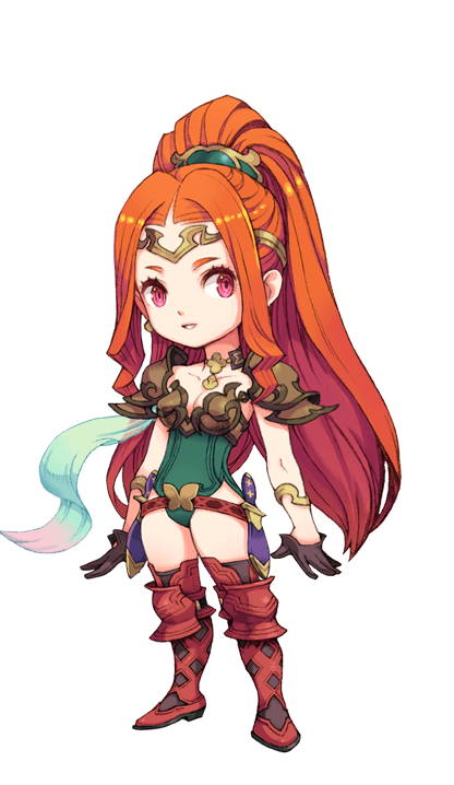 Amanda Adventures of Mana