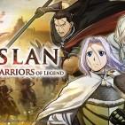 Arslan warriors of legend visual