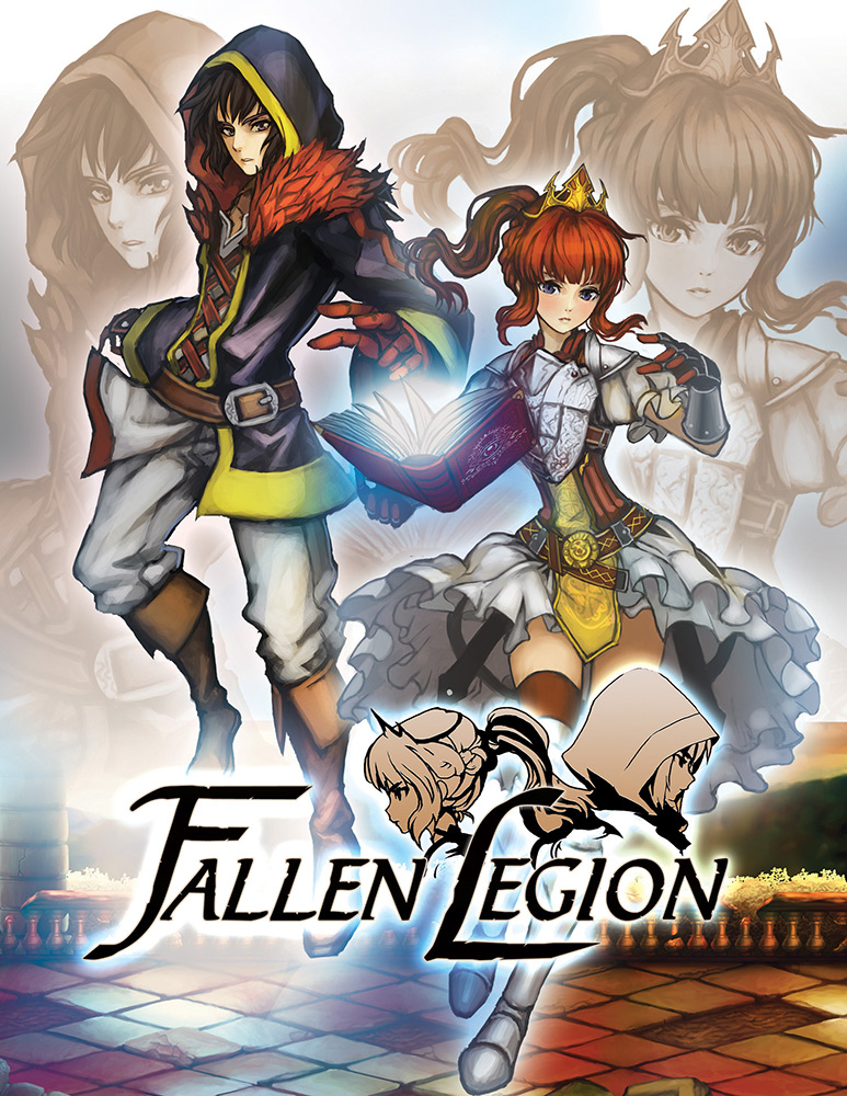 Fallen Legion PS4