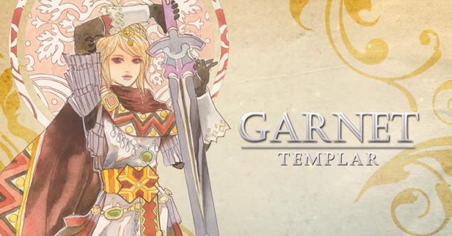 Garnet The Legend of Legacy