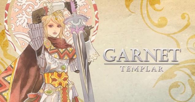 Garnet The Legend of Legacy