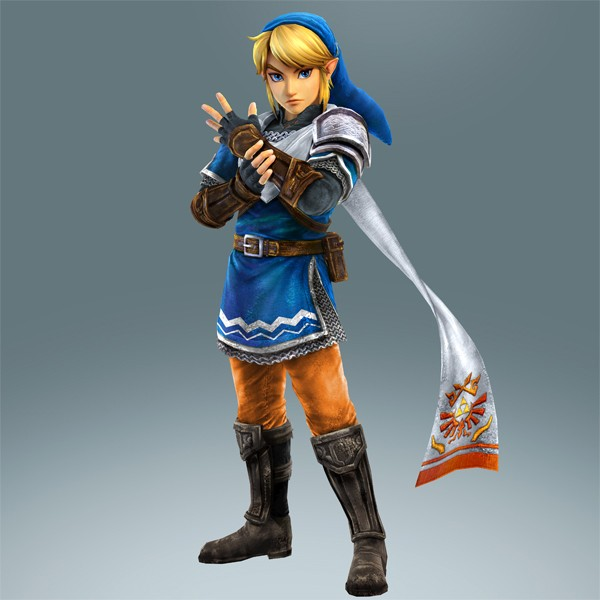 Hyrule Warriors Legends 2016 costumes 1