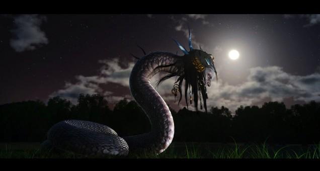 Naga Final Fantasy XV