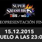 Smash Bros video final