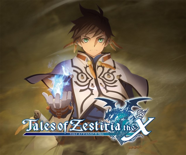 anime de Tales of Zestiria the X