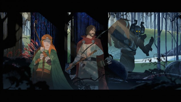 The Banner Saga para PS4 y Xbox One