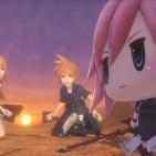 World of Final Fantasy Jump Festa 4