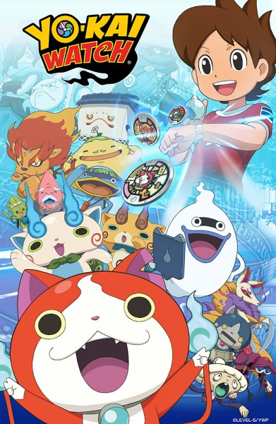 Yo-kai Watch anime España
