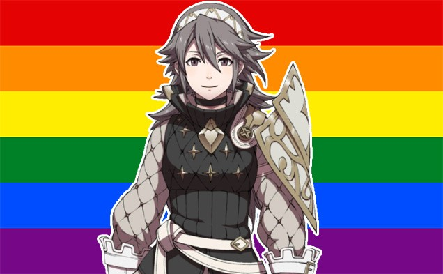 Fire Emblem Fates Matrimonio Gay