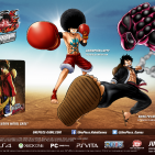 One Piece Burning Blood reservas