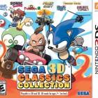 SEGA 3D Classics Collection Cover