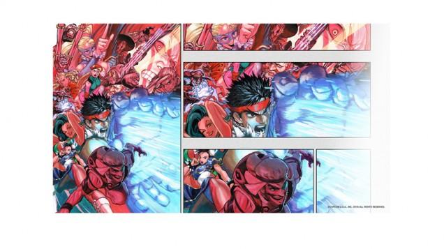 Yusuke Murata Street Fighter V