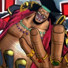 Blackbeard One Piece Burning Blood 1