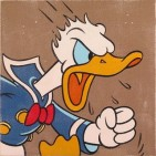 Donald-enfadado