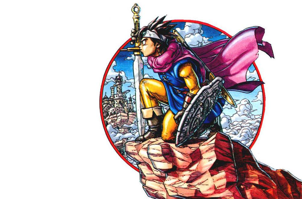 Erdrick Dragon Quest III