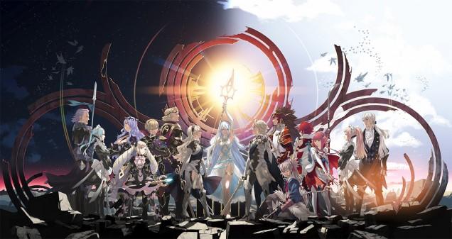 Fire Emblem Fates Conquista Revelacion
