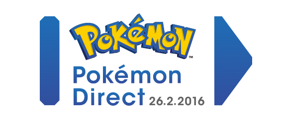 Pokemon Direct 26 feb