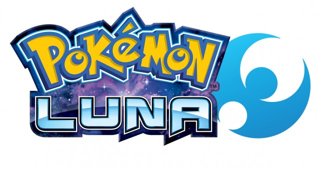 Pokemon Luna logo HD