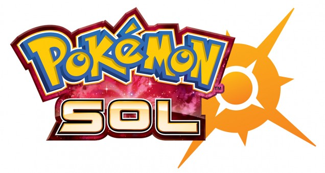 Pokemon Sol logo HD