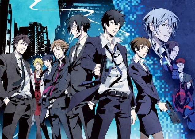 Psycho Pass Mandatory Happiness PS4 Vita