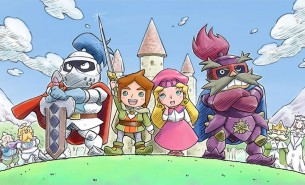 Return to PopoloCrois 3DS