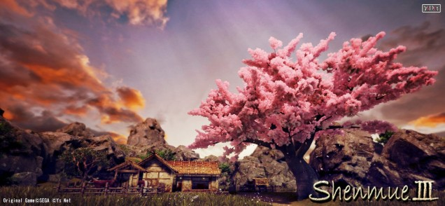 Shenmue III paisajes 01