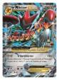Pokemon TCG Mega Scizor EX Turbolimite