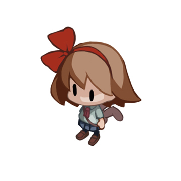 yomawari niña