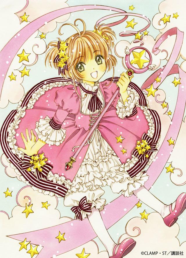 CardCaptor Sakura 20 aniversario