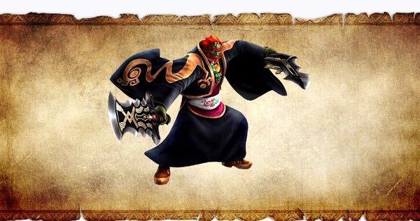 Ganondorf Hyrule Warriors Legends