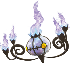 Chandelure Pokken