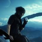 Final Fantasy XV dreamscape