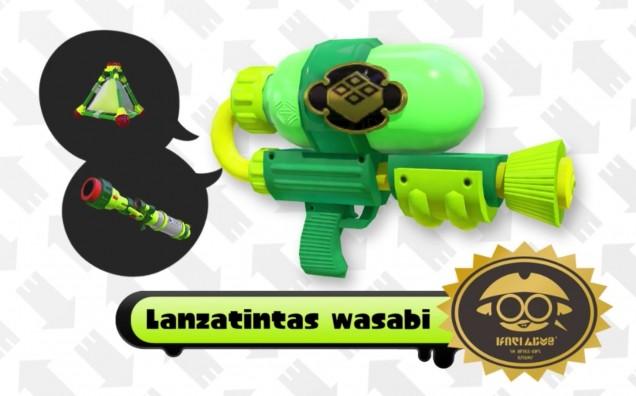 Lanzatintas-Wasabi-Splatoon