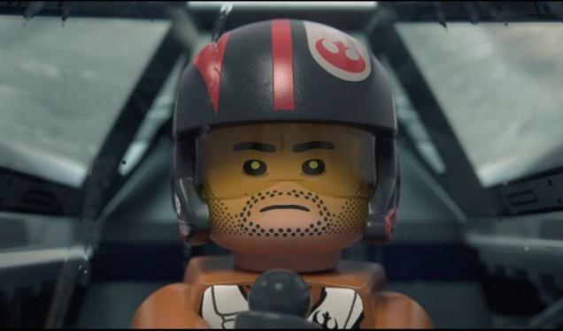 LEGO Poe