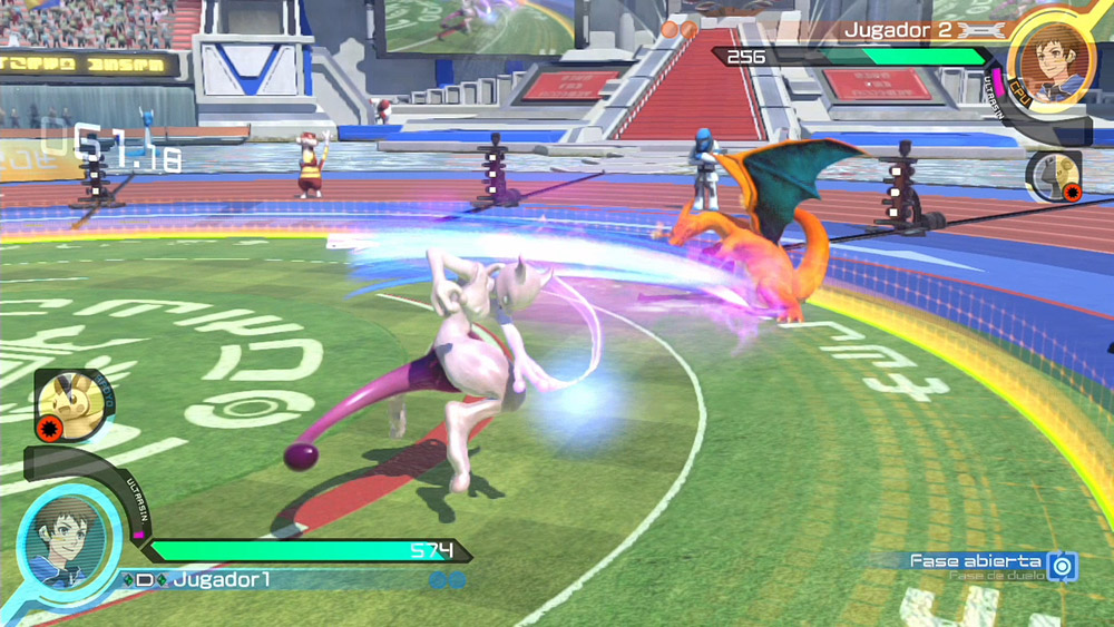 Mewtwo Pokken Tournament