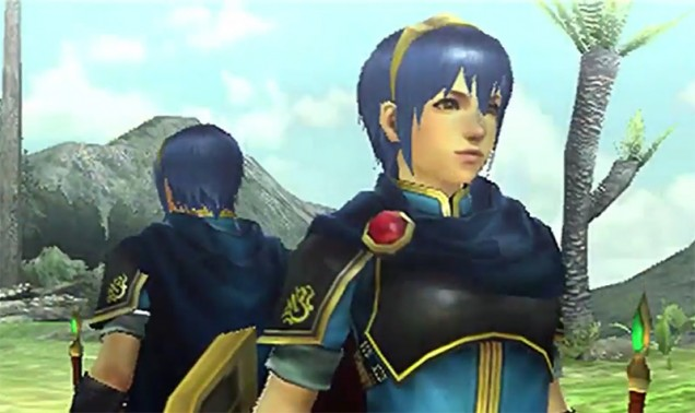 Monster Hunter Generations-Marth