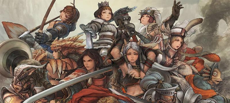 Monster Hunter Generations OAMI