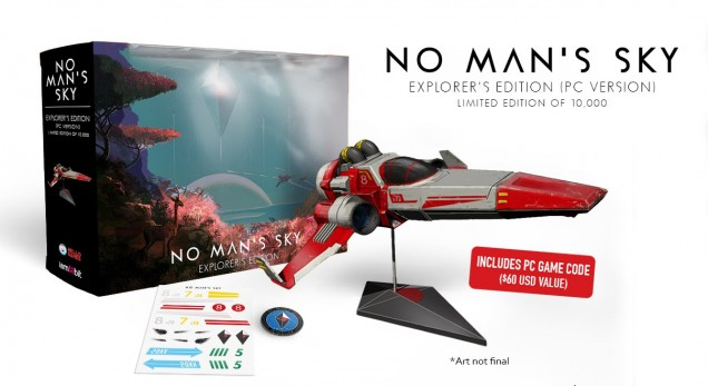 No Man's Sky collectors