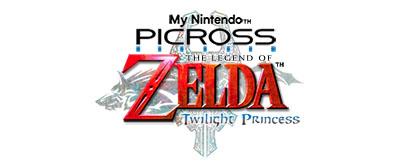 Picross Zelda Twilight Princess logo