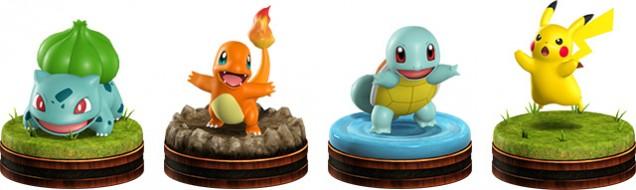 Pokemon Co Master figures