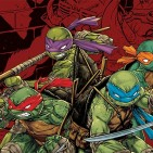 Arte de Teenage Mutant Ninja Turtles Mutants in Manhattan