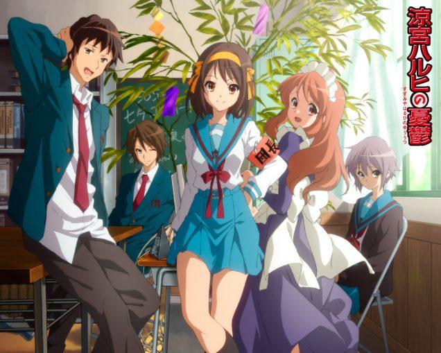 Complete Soundtrack of Haruhi Suzumiya