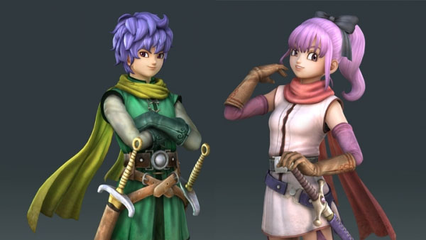 Dragon Quest Heroes II actores de voz