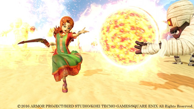 Dragon Quest Heroes II chara 07
