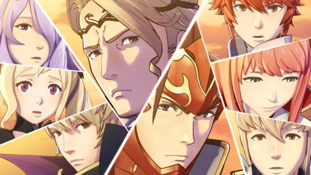Fire Emblem Fates eleccion