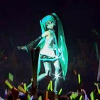 hatsune miku concierto
