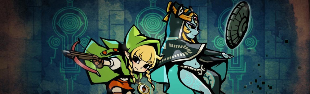 Hyrule Warriors Legends BG